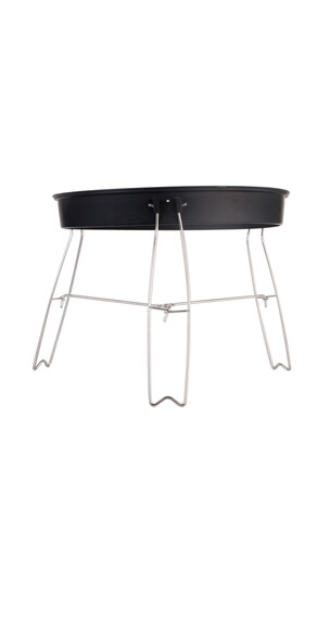 Relags Pop Up - Barbecue - Ø 38 cm noir